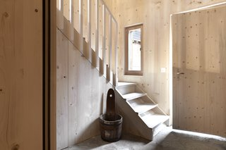 A Renovated Pagan House in the Swiss Alps Puts Guests in Touch With the Past - Photo 6 of 12 -