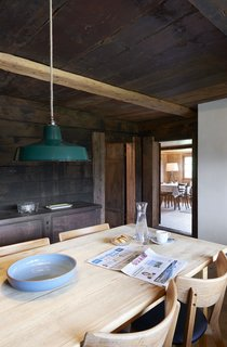 A Renovated Pagan House in the Swiss Alps Puts Guests in Touch With the Past - Photo 8 of 12 -