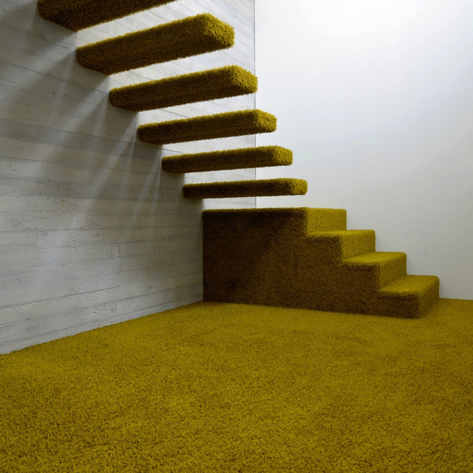 Tagged: Staircase.  Refugium Betzenstein by Dwell from Escape to a Bio-Passive Vacation Refuge in a Bavarian Nature Park