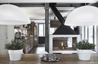 Stay in a Modern, Industrial Home That's Hidden Inside a Traditional Tuscan Villa - Photo 3 of 10 -