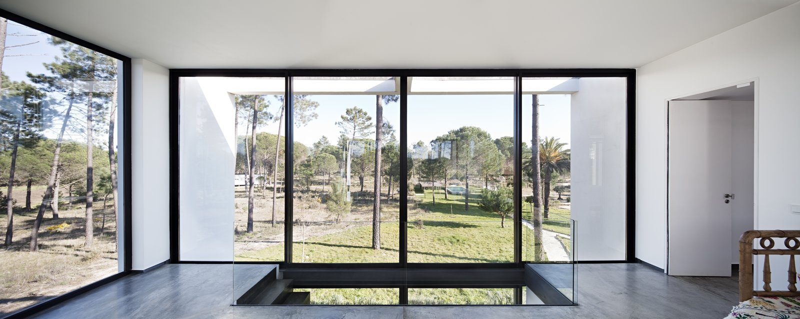 Tagged: Windows and Metal.  Photo 15 of 15 in Escape to a Light-Filled, Beach-Meets-Forest Retreat in Portugal