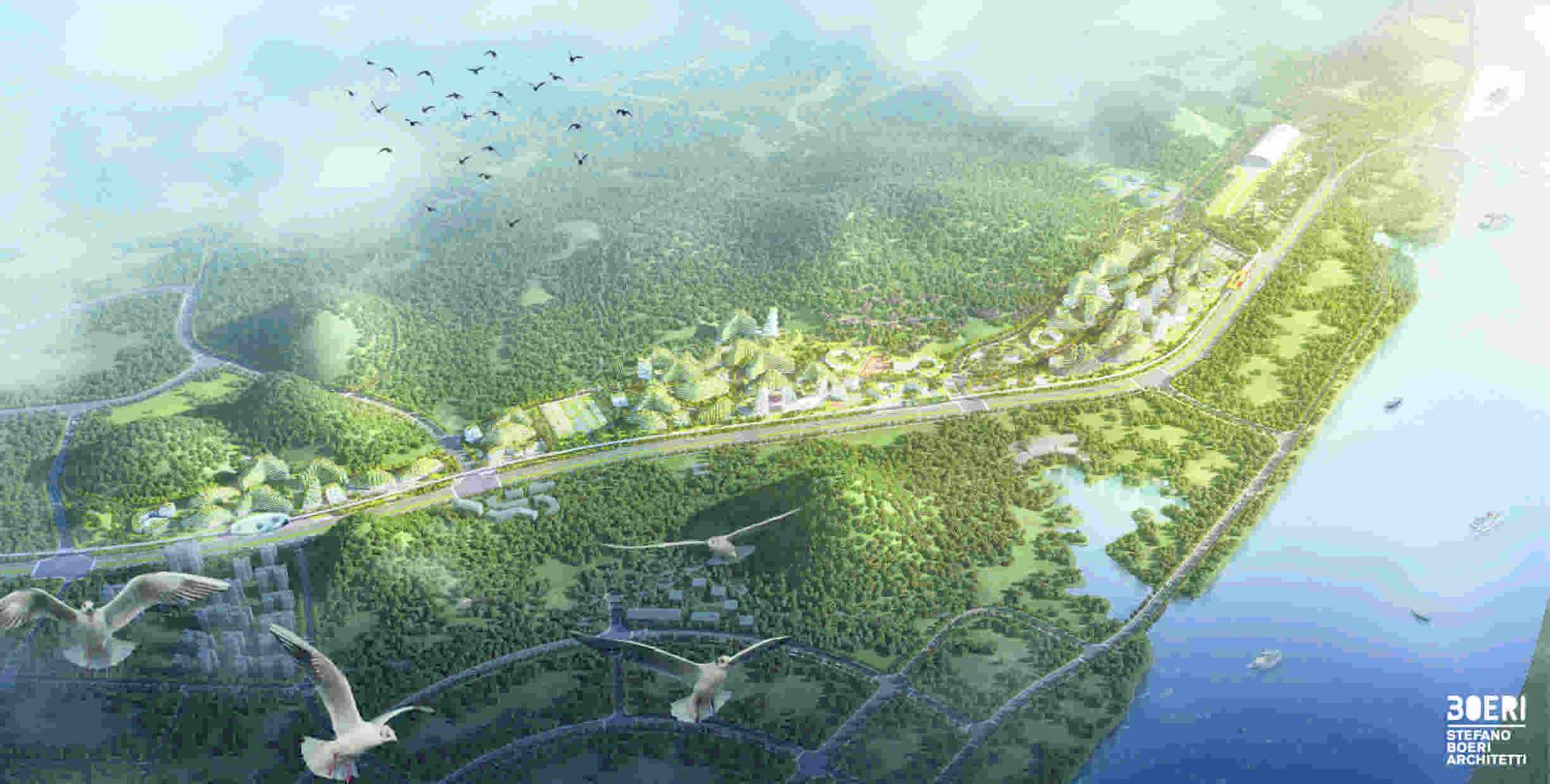 Photo 6 of 6 in A Green City in China That Will Play a Major Role in Fighting Air Pollution