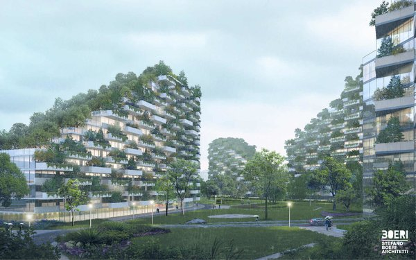 A Green City in China That Will Play a Major Role in Fighting Air Pollution