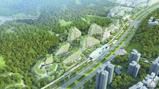 A Green City in China That Will Play a Major Role in Fighting Air Pollution - Photo 1 of 5 -