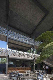 A New Hotel in Morelos Combines Local Mexican Elements With Brutalist Architecture - Photo 8 of 11 -