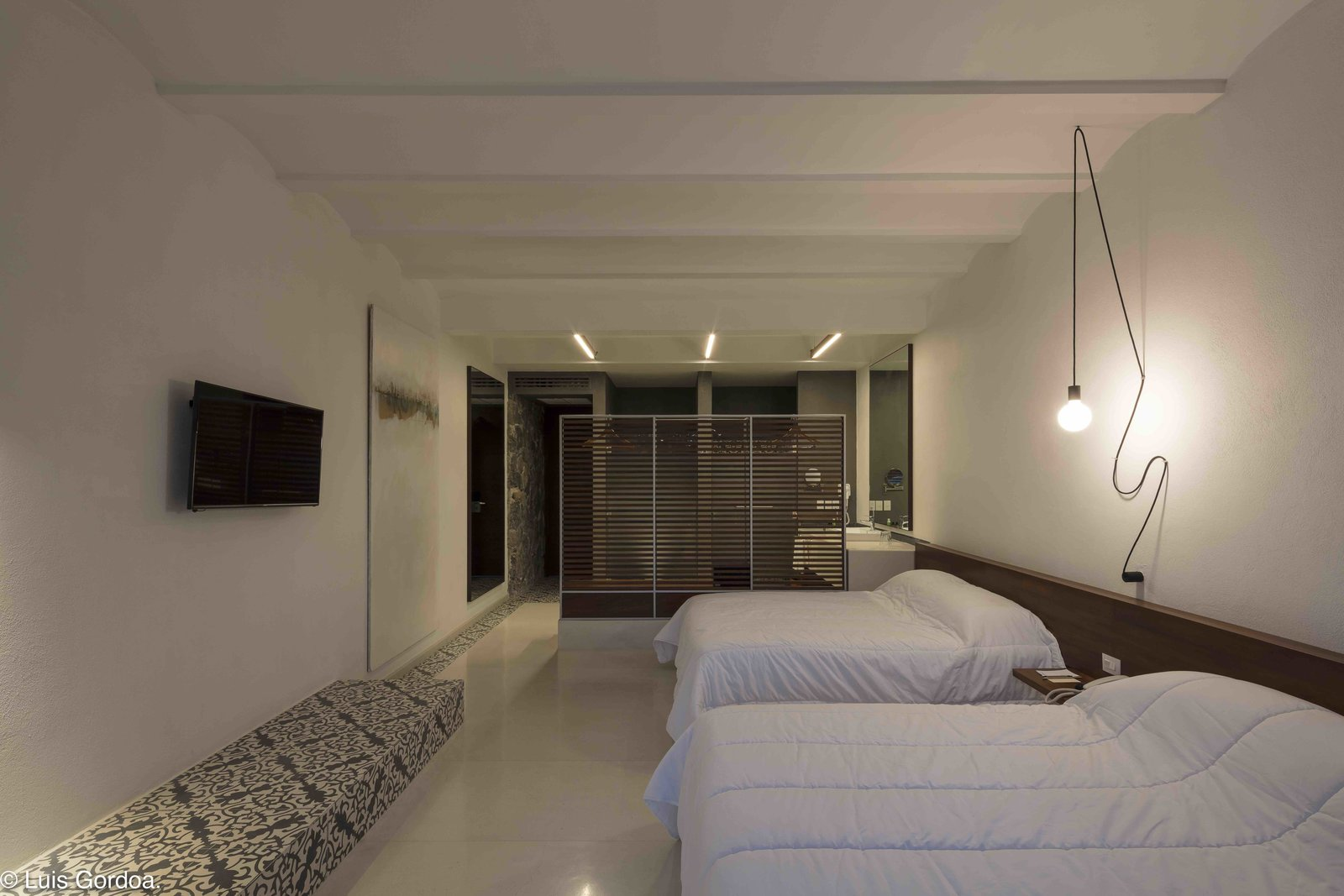 A New Hotel in Morelos Combines Local Mexican Elements With Brutalist Architecture - Photo 10 of 12