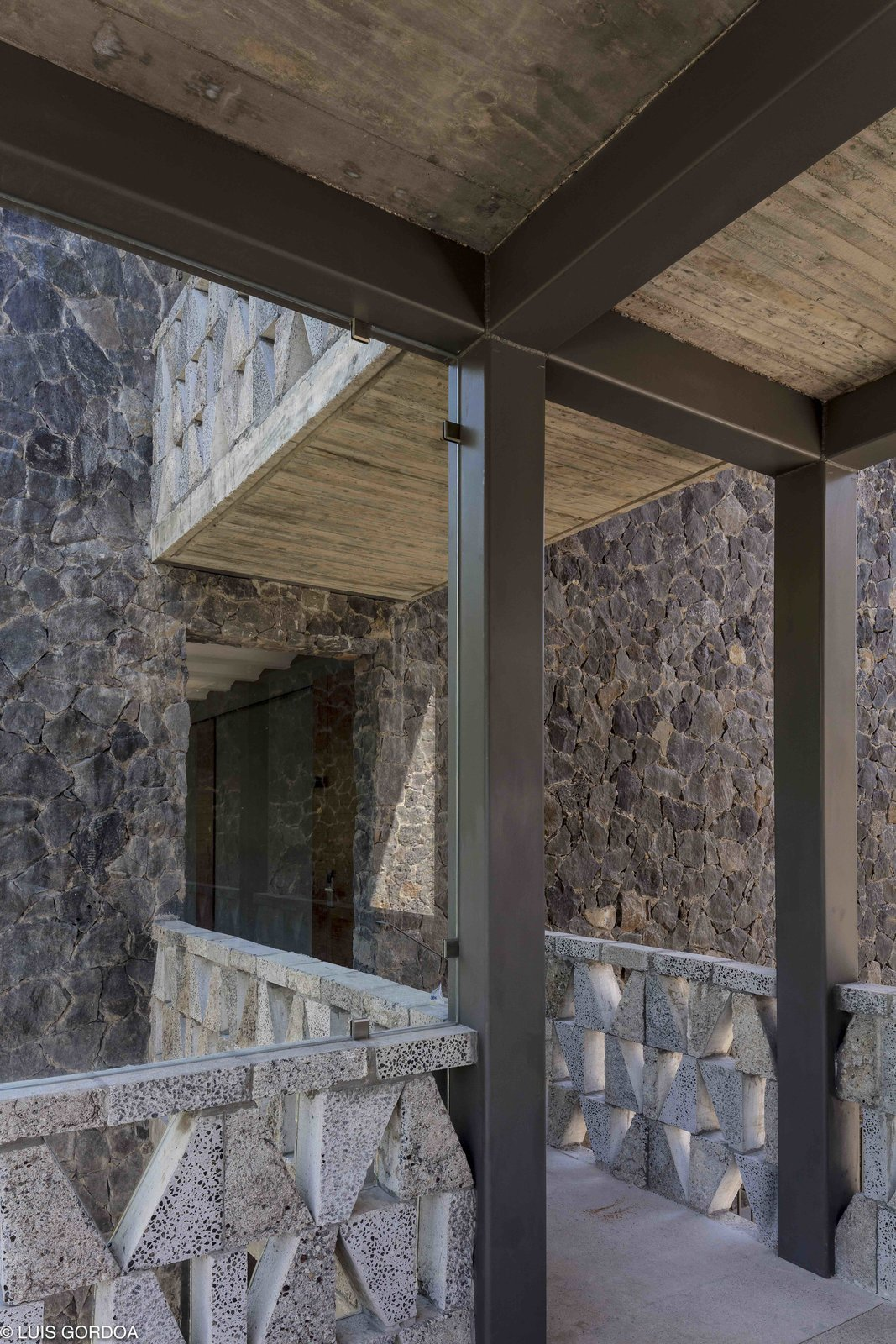 Photo 11 of 12 in A New Hotel in Morelos Combines Local Mexican Elements With Brutalist Architecture