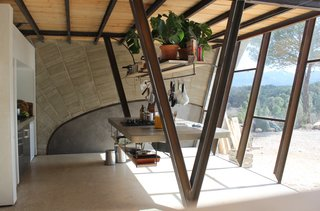 Stay in a Domed, Glass-Front Vacation Home in a Spanish Forest - Photo 2 of 7 -