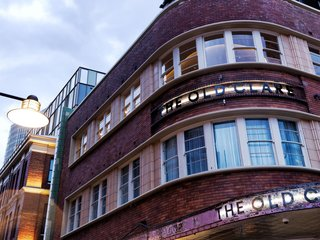12 Modern Hotels in Historic Buildings Around the World - Photo 9 of 24 - The two heritage-listed buildings that were previously owned by Carlton United Brewery were revamped and unveiled by Tonkin Zulaikha Greer Architects in 2015 as The Old Clare hotel.