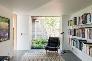 Explore a Prefabricated House For Sale in England That's Clad With Cor-Ten Steel - Photo 8 of 11 -