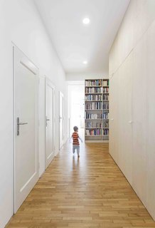 A Family Apartment in Prague That's Filled With Clever Storage Solutions and Built-In Nooks - Photo 8 of 12 -