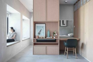 10 Small Apartments By A Hong Kong Design Studio That Are Less Than 1000 Square Feet