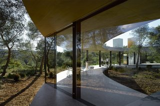 Stay in a Solar-Powered, Ring-Shaped Vacation Home in the Spanish Countryside - Photo 1 of 8 -