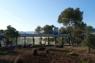 Stay in a Solar-Powered, Ring-Shaped Vacation Home in the Spanish Countryside - Photo 2 of 8 -