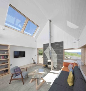 Stay in a Modern Tin Cottage on Scotland's Isle of Skye - Photo 1 of 10 -