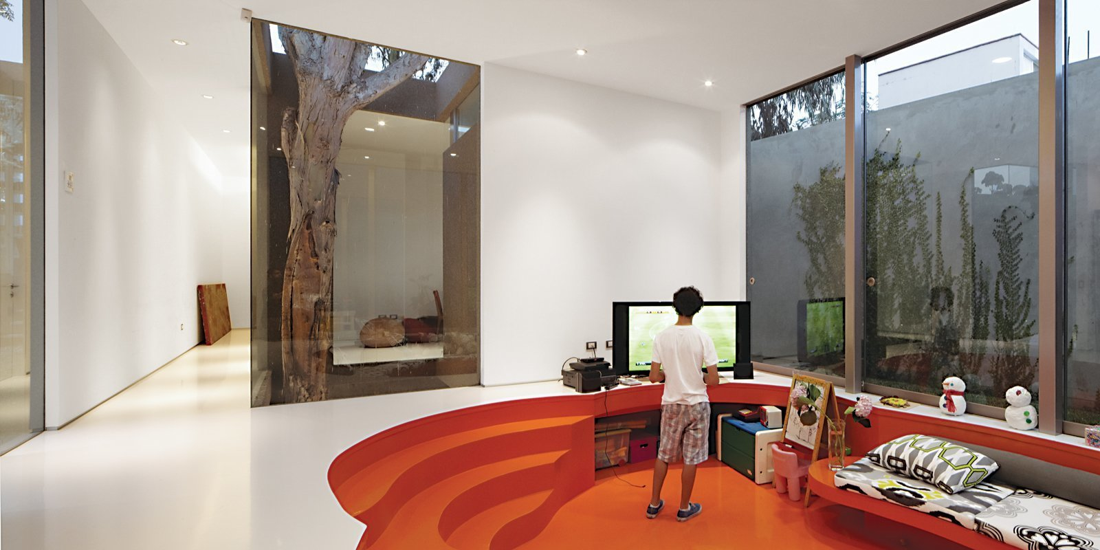 Plan Out Your Room how to plan out a rec room in your home - photo 3 of 14 - dwell