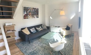 Experience New York City's Eclectic Side at One of These Modern Short-Term Rentals - Photo 11 of 11 - This simple and compact fifth-floor apartment in Gramercy has a lofted bedroom, making it perfect for a traveling couple.