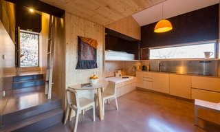 Stay in a Tiny, Eco-Friendly House in a Portuguese Schist Village - Photo 13 of 15 -