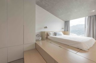 An Origami-Inspired Apartment in Hong Kong With Tons of Smart Storage - Photo 5 of 14 -