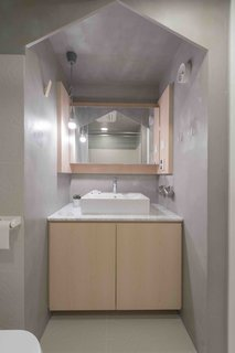 An Origami-Inspired Apartment in Hong Kong With Tons of Smart Storage - Photo 7 of 14 -