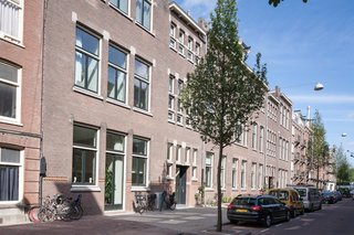 An Old Amsterdam School Is Converted Into 10 Apartments - Photo 1 of 15 -