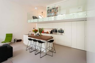 An Old Amsterdam School Is Converted Into 10 Apartments - Photo 4 of 15 -