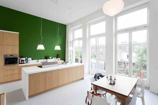An Old Amsterdam School Is Converted Into 10 Apartments - Photo 8 of 15 -