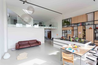 An Old Amsterdam School Is Converted Into 10 Apartments - Photo 13 of 15 -