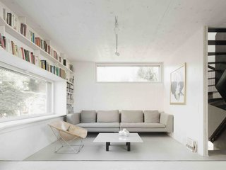 A Prefab House Near Paris Is Designed to Be Bright and Open - Photo 3 of 16 -