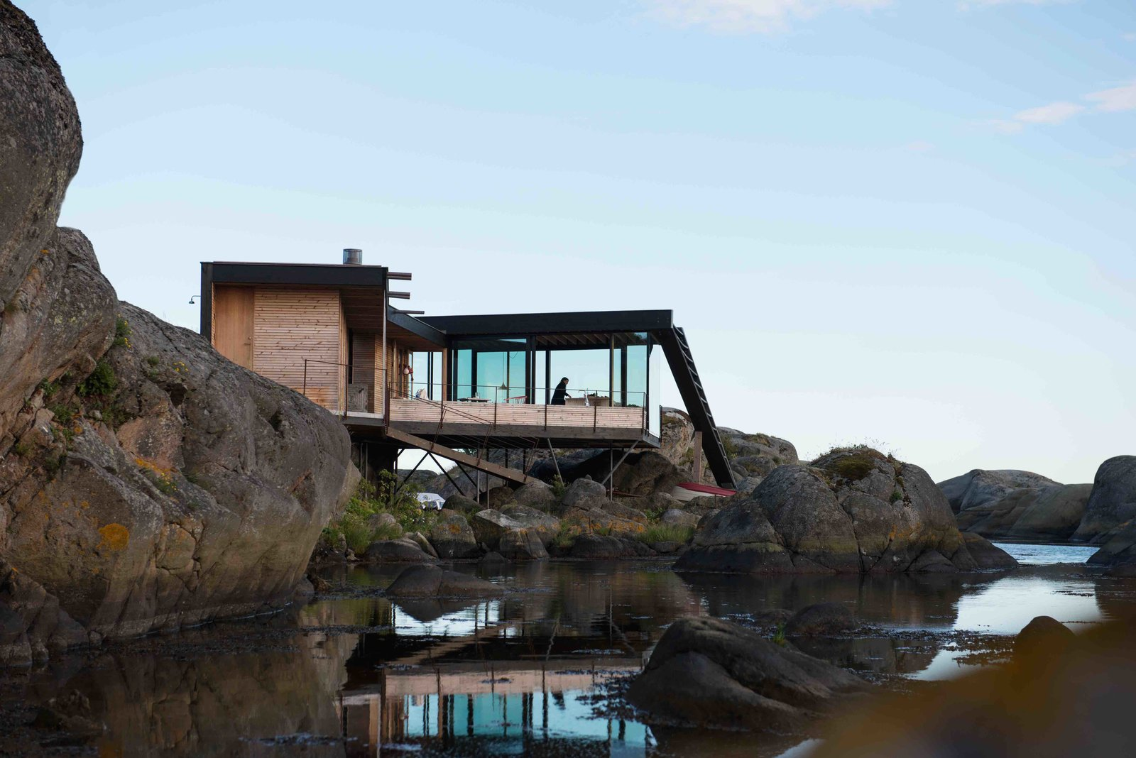 Dwell's Top 10 Cabins of 2017