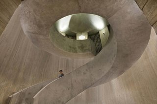 A Chinese Sugar Mill From the 1960s Becomes a Cave-Inspired Hotel - Photo 12 of 17 -