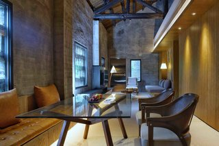 A Chinese Sugar Mill From the 1960s Becomes a Cave-Inspired Hotel - Photo 17 of 17 -