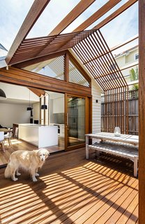 2 New Gable Roofs Brighten Up an Edwardian Cottage in Melbourne - Photo 8 of 11 -