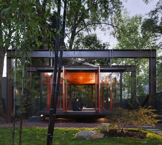 6 Tiny Outdoor Pavilions Inspired by Japanese Tearooms - Photo 10 of 12 -