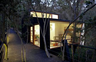 A Little Chilean Tree House That's One With the Canopy - Photo 2 of 9 -