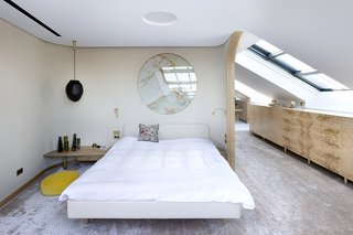 A Dreamy Loft in Prague With Castle Views and an Onyx Moon - Photo 3 of 17 -