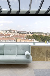 A Dreamy Loft in Prague With Castle Views and an Onyx Moon - Photo 15 of 17 -