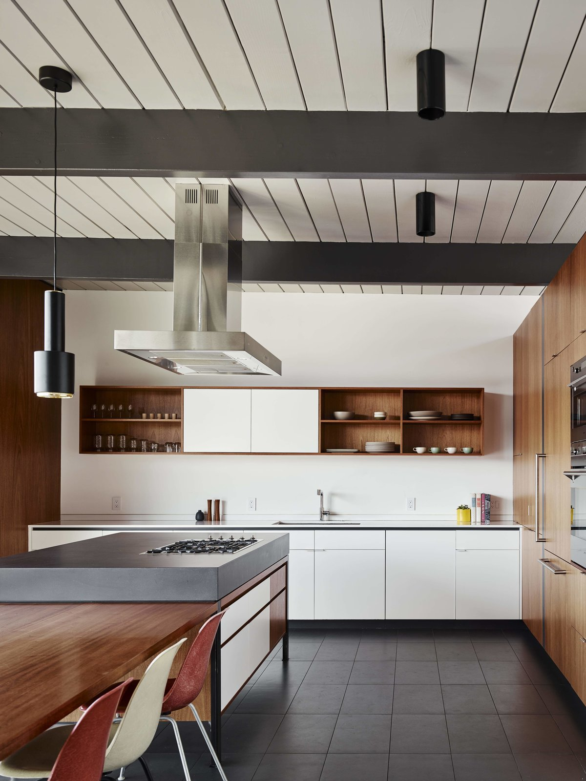 3 of 14 in See the Careful Transformation of a Midcentury