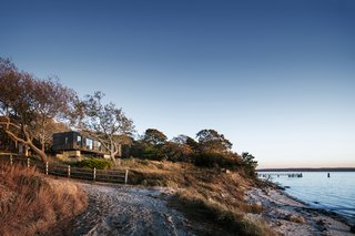An Incredible Cedar-Clad House Captures Views of the Sea and Forest - Photo 3 of 12 -