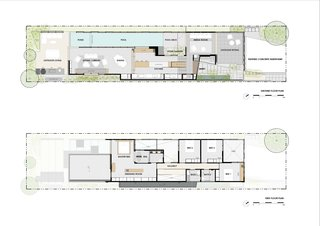 Living Screens Conceal a North Bondi Beach House and a Semi-Indoor Pool - Photo 18 of 18 -