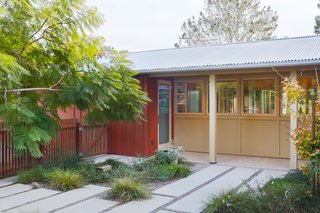 A 1950s California Ranch House Gets a Modern-Farmhouse Makeover - Photo 1 of 17 -