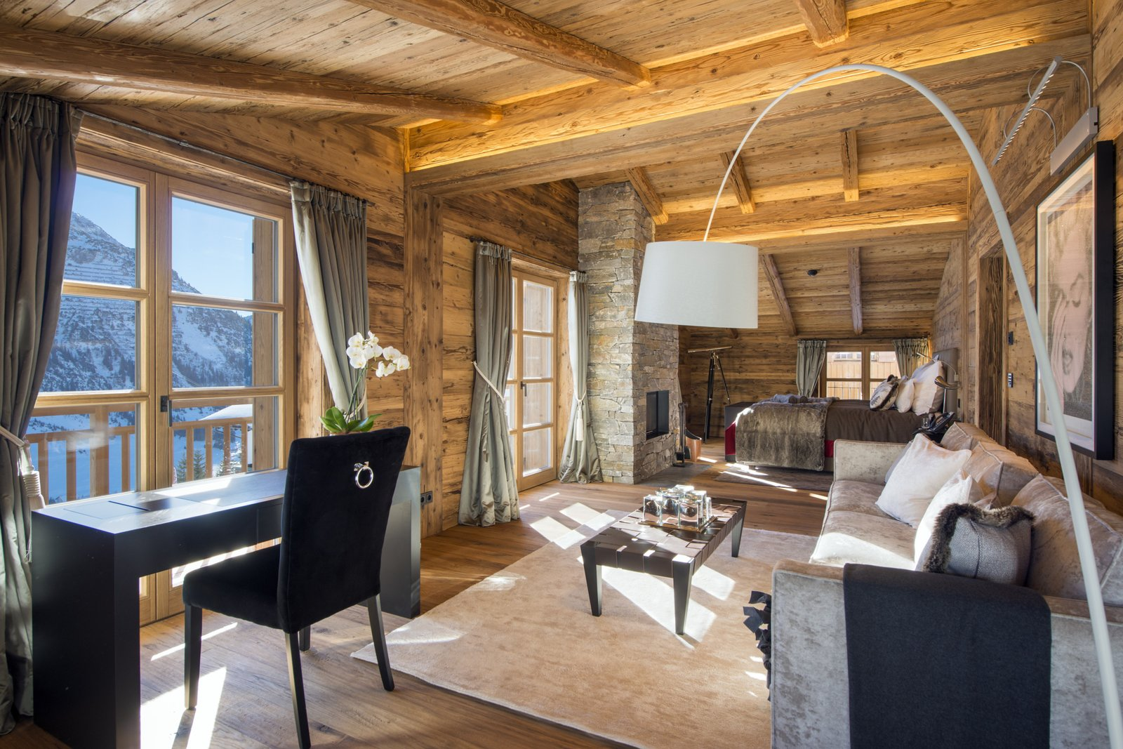 Photo 4 of 9 in Rent One of These Cozy Cabins For a Ski Trip This Winter