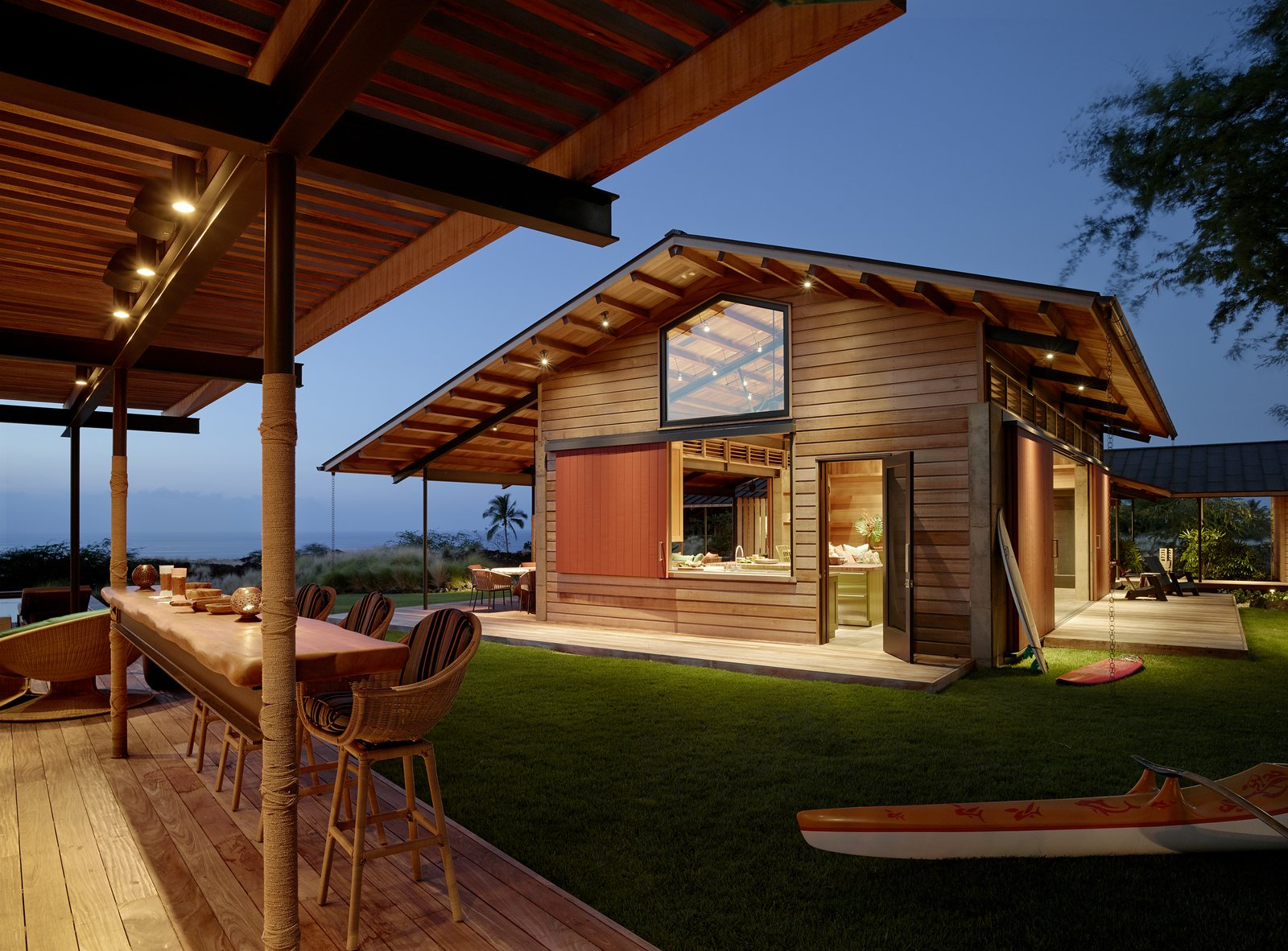 An Incredible Home in Hawaii That's As Much Fun As Summer Camp