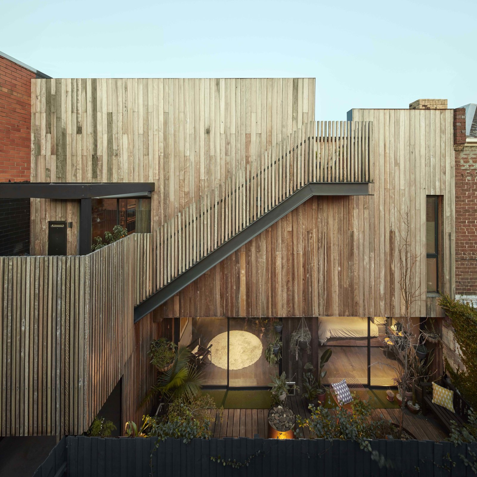 One of Melbourne's Oldest Prefab Timber Cottages Gets a Second Chance