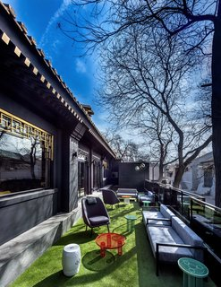 A Hotel in Beijing Fuses Chinese History With Cosmopolitan Style - Photo 2 of 18 -