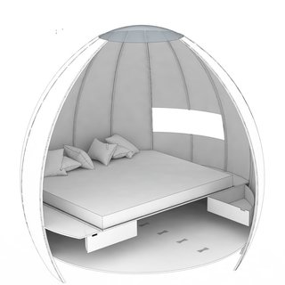 You Can Buy Your Very Own Prefabricated Escape Pod - Photo 12 of 15 - The Snug