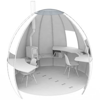 You Can Buy Your Very Own Prefabricated Escape Pod - Photo 14 of 15 - The Office