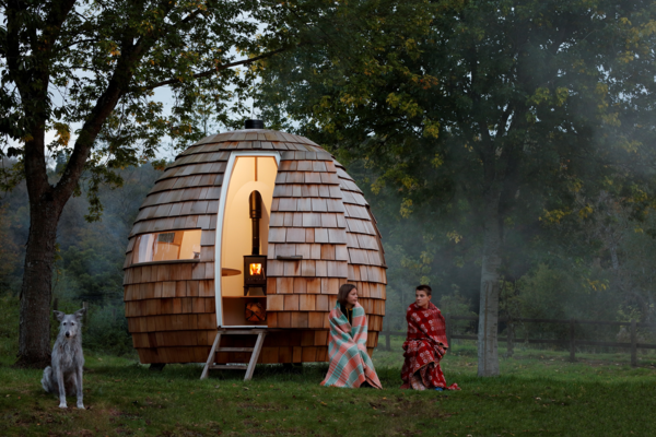 You Can Buy Your Very Own Prefabricated Escape Pod