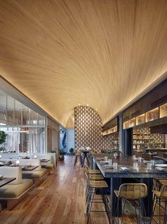 A Modern Mexican Restaurant in Austin Created by a Team of Locals - Photo 2 of 10 -
