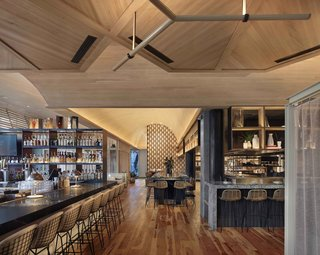 A Modern Mexican Restaurant in Austin Created by a Team of Locals - Photo 7 of 10 -